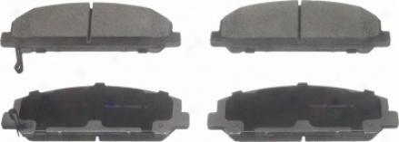 Wagner Qc1286 Qc1286 Infiniti Ceramic Brake Pads