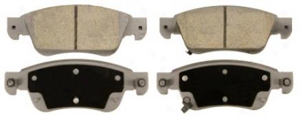 Wagner Qc1287 Qc1287 Toyota Ceramic Brakd Pads