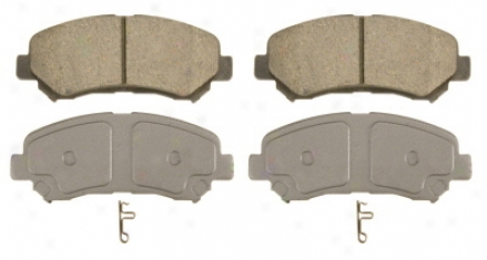 Wagner Qc1338 Qc1338 Mercedes-benz Ceramic Brake Pads