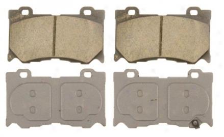 Wagner Qc1346 Qc1346 Infiniti Ceramic Brake Pads