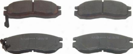 Wagner Qc484 Qc484 Honda Ceramic Brake Pads