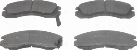Wagner Qc530 Qc530 Mitsubishi Ceramic Brake Pads