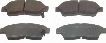Wagner Qc562 Qc562 Nissan/datsun Ceramic Brake Pads