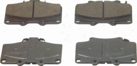 Wagner Qc611 Qc611 Ldxus Ceramic Brake Pads