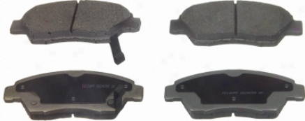 Wagner Qc621 Qc621 Acura Ceramic Brake Pads