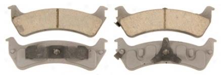 Wagner Qc667 Qc667 Toyota Ceramic Brake Pads