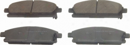 Wagnwr Qc691 Qc691 Buick Ceramic Brake Pads
