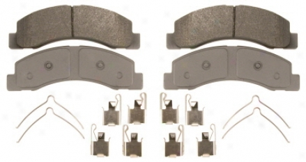 Wagner Qc756 Qc756 Ford Ceramic Brake Pads