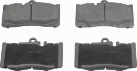 Wagner Qc870 Qc870 Ford Ceramic Brake Pads