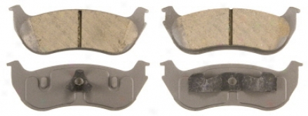 Wagner Qc881 Qc881 Chevrolet Ceramic Brake Pads