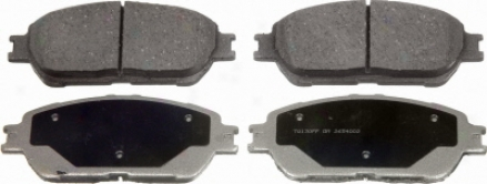 Wagner Qc906 Qc906 Toyota Ceramic Brake Pads