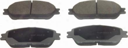 Wagner Qc906a Qc906a Toyota Ceramic Brake Pads