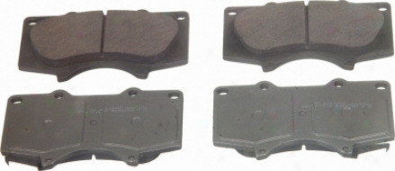 Wagner Qc976 Qc976 Jeep Ceramic Brake Pads