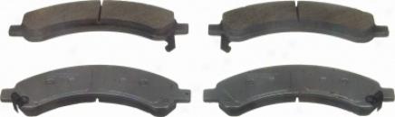 Wagner Qc989 Qc989 Toyota Ceramic Brake Pads
