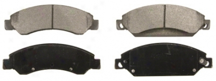 Wagner Sx1092 Sx1092 Nissan/dateun Semi Metalic Brake Pads