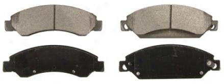 Wagner Sx1092 Sx1092 Nissan/dateun Semi Metalic Brake Pads