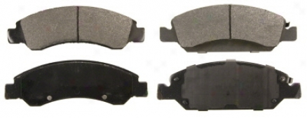Wagner Sx1363 Sx1363 Dodge Semi Metalic Brake Pads