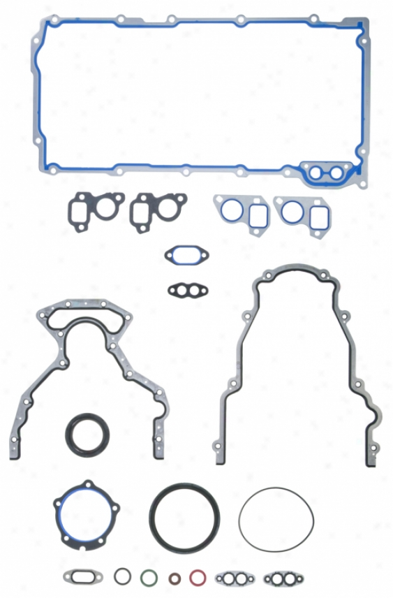 Felpro Cs 9284 Cs9284 Ford Conversion Block Regulate