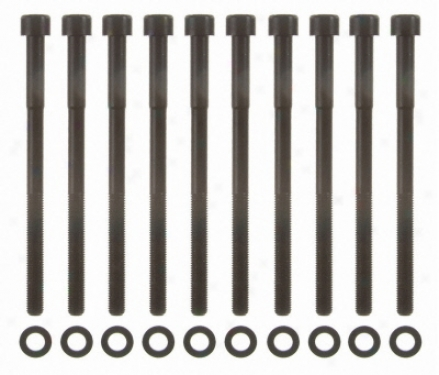 Felpro Es 71183 Es71183 Chevrolet Engine Bolts Nits Washer
