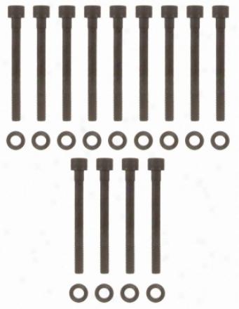 Felpro Es 72194 Es72194 Gmc Engine Bolts Nuts Washer