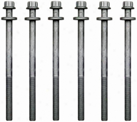 Felpro Es 72905 Es72905 Saturn Engibe Bolts Nuts Washer
