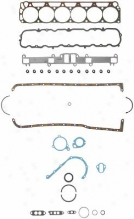 Felpro Fs 7916 Pt-2 Fs7916pt2 Dodge Overhaul Gasket Sets