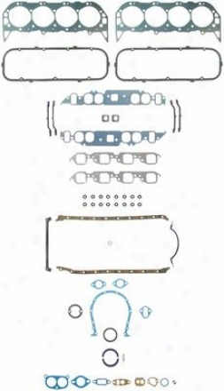 Felpro Fs 8180 Pt-9 Fs8180pt9 Jeep Overhaul Gasket Sets