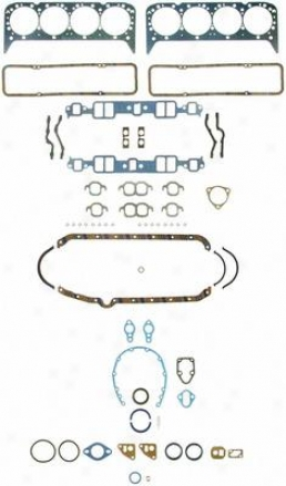 Felpro Fs 8364 Pt- 3Fs8364pt3 Oldsmobile Overhaul Gasket Sets