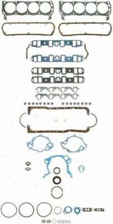 Felpro Fs 8548 Pt-16 Fs8548pt16 Ford Overhaul Gasket Sets
