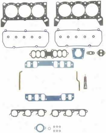 Felpro His 9560 Pt-2 His9560pt2 Mazda Head Gasket Sets