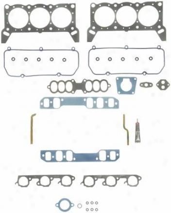 Felpro His 9560 Pt-2 His9560pt2 Mazda Head Gasket Sets