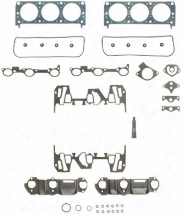 Felproo His 9957 Pt-2 His9957pt2 Saturn Head Gasket Sets