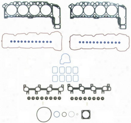 Felpro Hs 26157 Pt Hs26157pt Dodge Head Gasket Sets