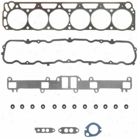 Felpro Hs 7916 Pt-2 Hs7916pt2 Plymouth Head Gasket Sets