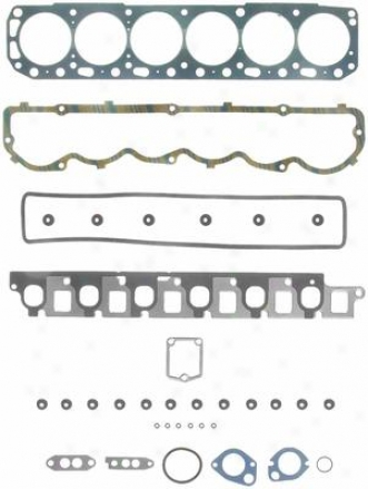 Felpro Hs 8168 Pt-3 Hs8168pt3 Ford Head Gasket Sets