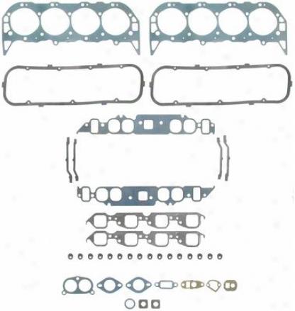 Felpro Hs 8180 Pt-5 Hs8180pt5 Toota Chief Gasket Sets