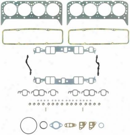 Felpro Hs 8510 Pt-1 Hs8510pt1 Chevrolet Head Gasket Sets