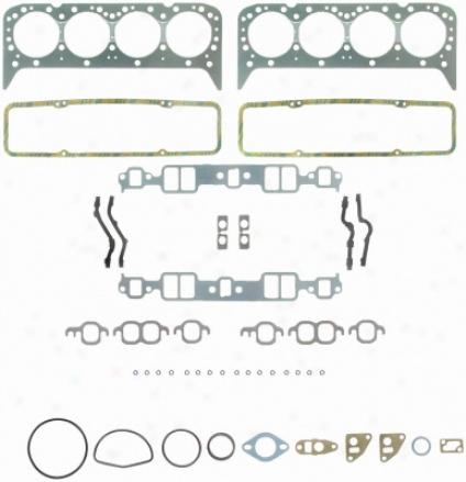 Felpro Hs 8510 Pt Hs8510pt Buick Head Gaske Sets
