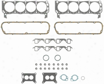 Felpro Hs 8541 Pt Hs8541pt Mercury Head Gasket Sets