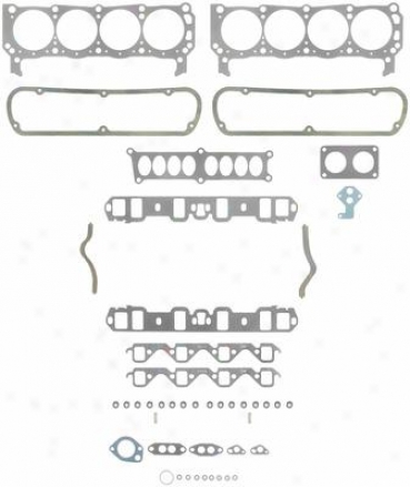 Felpro Hs 8548 Pt-9 Hs8548pt9 Dodge Head Gasket Sets