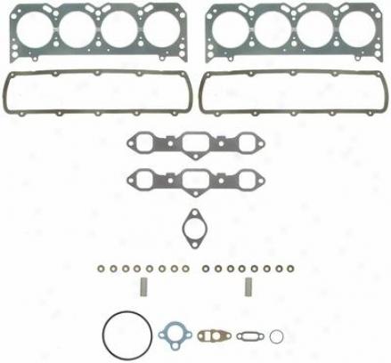 Felpro Hs 8653 Pt-2 He8653pt2 Chevrolet Head Gasket Sets