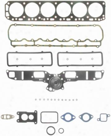 Felpro Hs 8695 Pt Hs8695pt Chevrolet Head Gasket Sets