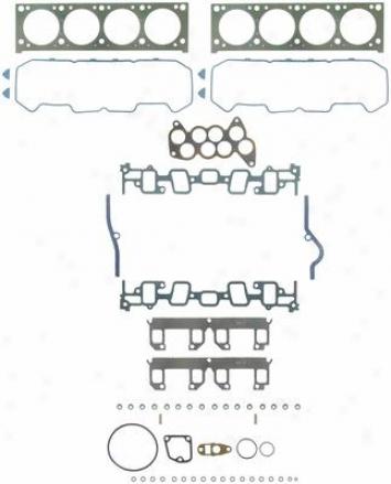 Felpro Hs 8753 Pt-4 Hs8753pt4 Bmw Top Gasket Sets