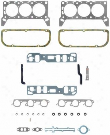 Felpro Hs 8857 Pt-2 Hs8857pt2 Ford Top Gasket Sets