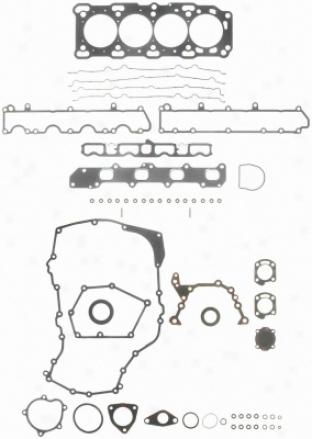 Felpro Hs 9059 Pt Hs9059pt Pontiac Head Gasket Sets