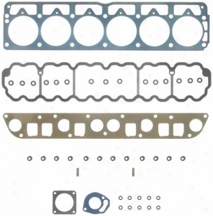 Felpro Hs 9076 Pt-3 Hs99076pt3 Jeep Head Gasket Sets