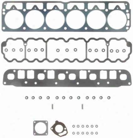 Felpro Hs 9076 Pt-4 Hs9076pt4 Toyota Head Gasket Sets