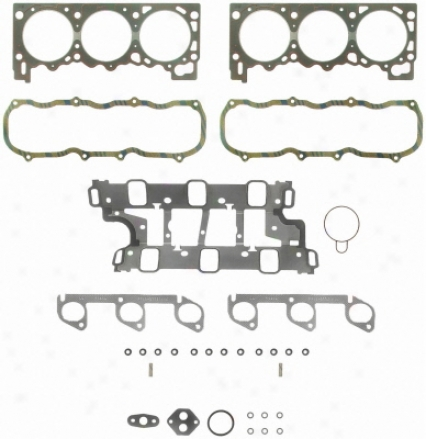 Felpro Hs 9081 Pt Hs9081pt Ford Head Gasket Sets