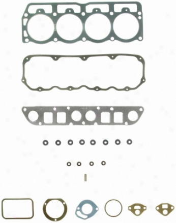 Felpro Hs 9196 Pt Hs9196pt Jeep Head Gasket Sets