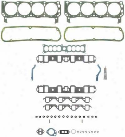 Felpro Hs 9280 Pt-3 Hs9280pt3 Chevrolet Head Gasket Sets